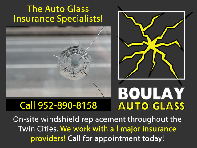 Auto Glass Insurance Windshield Replacement Photo